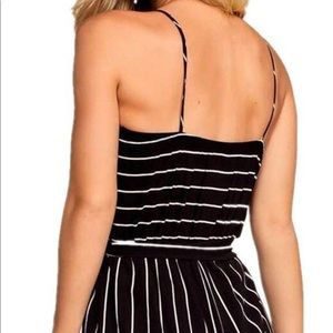 1dd88ab2a9d Macy s Dresses - Luxspire Women s Sexy Sleeveless Striped Romper M